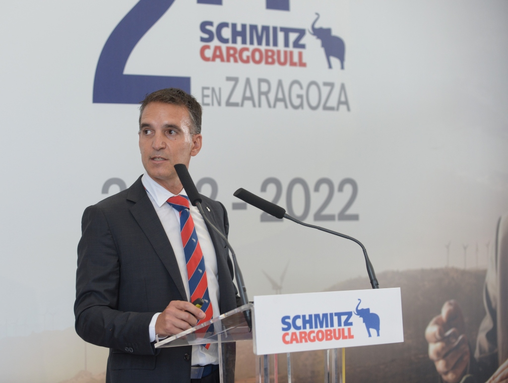 Schmitz Cargobull coloca la primera piedra