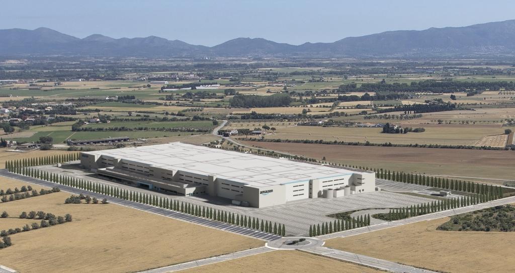 Amazon abrirá un nuevo centro
