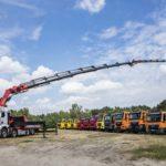 La gama todoterreno de MAN TRUCK & Bus comprende versiones de todos los modelos del fabricante alemán.
