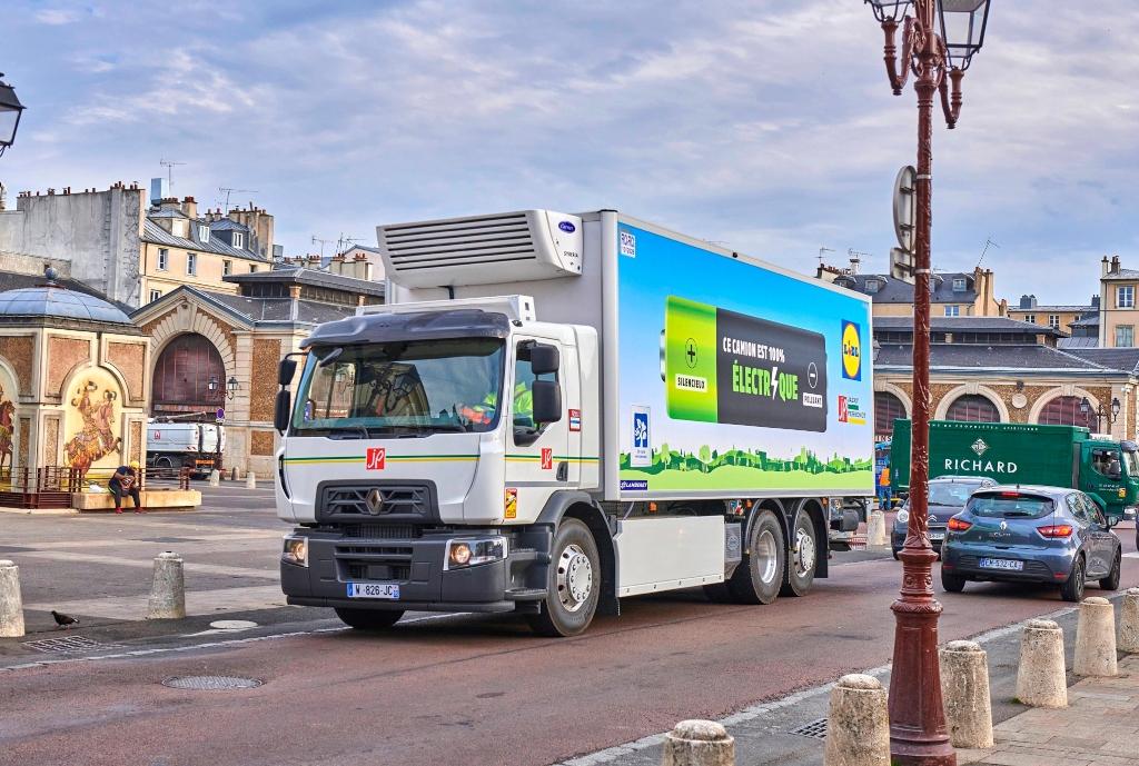 Renault Trucks amplía su gama de eléctricos