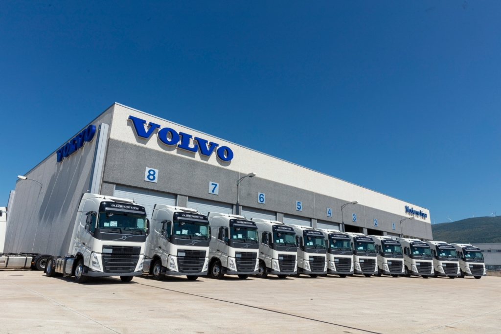 El Volvo FH se una a Lodisna