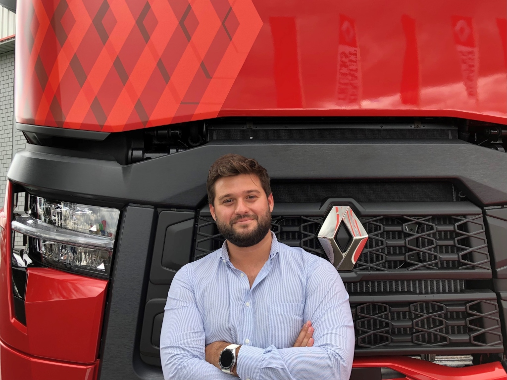 Nuevo responsable en Renault Trucks