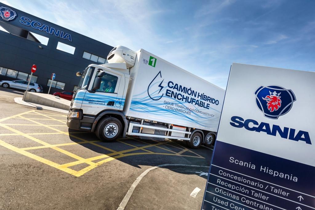 Scania, hacia una movilidad cero emisiones