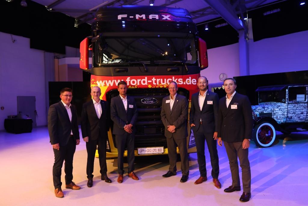 Ford Trucks llega a Alemania