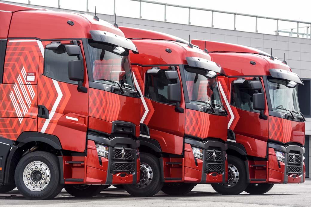 Renault Trucks mejora la comodidad y eficiencia en su gama pesada 2022 Euro 6.