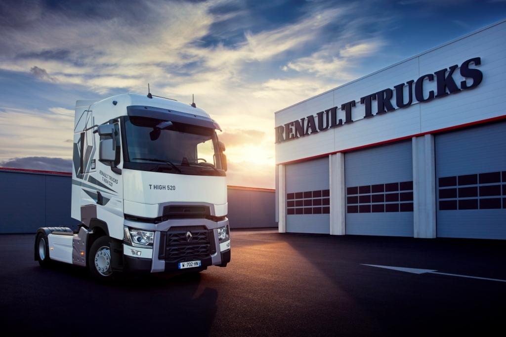Renault Trucks ofrece soluciones